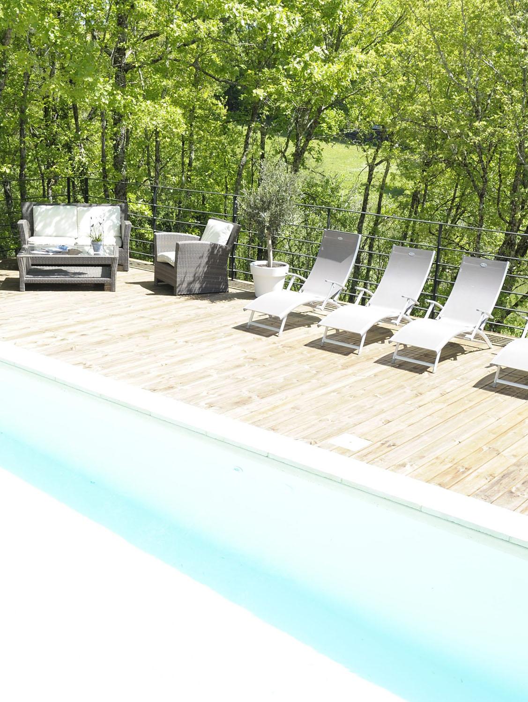 villasoccitanes piscine chauffée