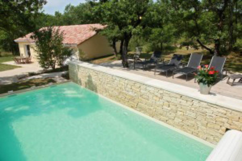 villasoccitanes les chênes piscine chauffée 8 m x 4 m