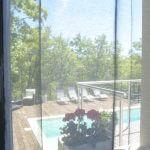 villasoccitanes laviste vue sur piscine depuis chambre 3