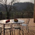 villasoccitanes les buis grande terrasse bois plein sud vue imprenable sur la vallée