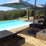 villasocctianes estève piscine chauffée et terrasse