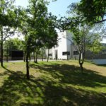 Grand jardin avec noyers villa Dal Cayrou, location vacances Cahors